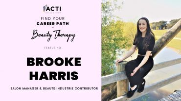 A Career In Beauty Therapy: Brooke Harris